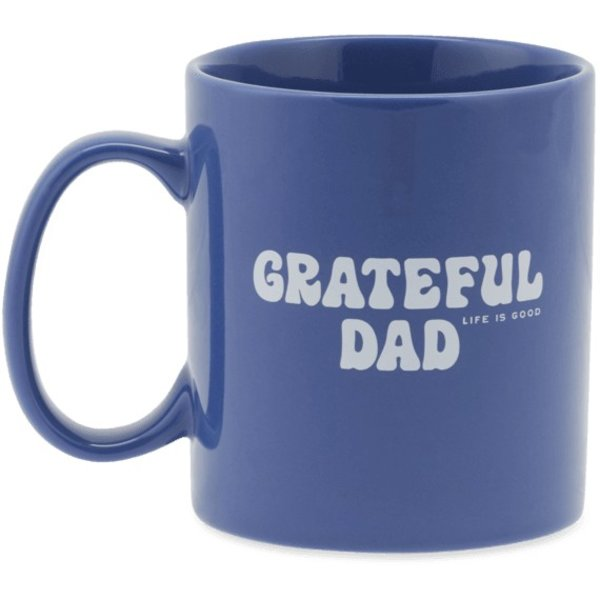 Jake's Mug Grateful Dad