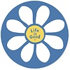 LIG Circle Magnet Daisy<br />
