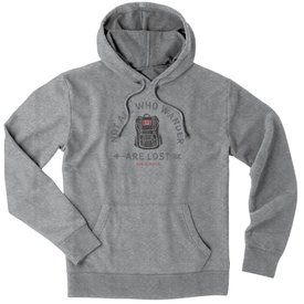 Men's Go To Hoodie, Not All Who Wander
