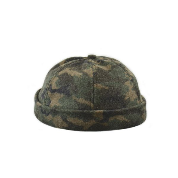 Camo Beanie, Made in Canada