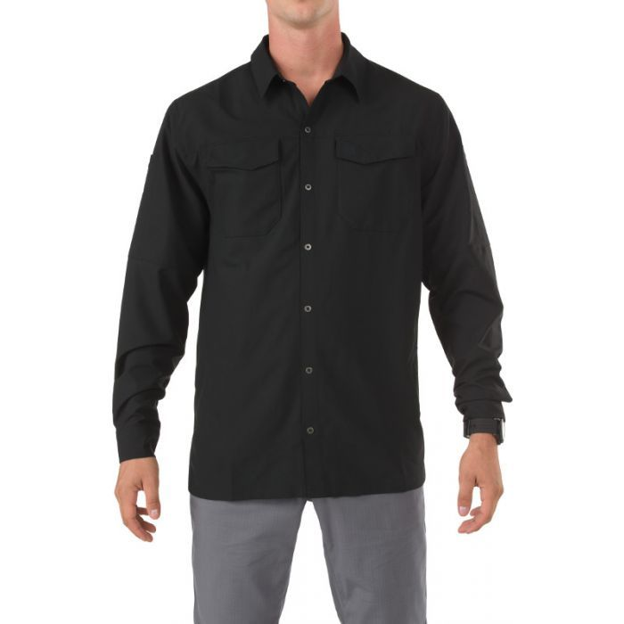 5.11 TACTICAL Freedom Flex Woven Long Sleeve Shirt