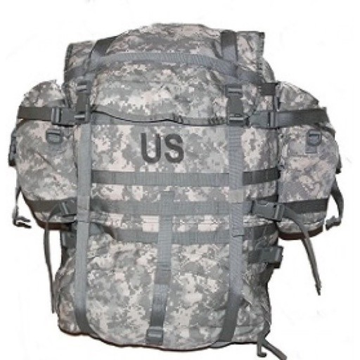 GENUINE SURPLUS MOLLE II, Back Pack, Large, ACU