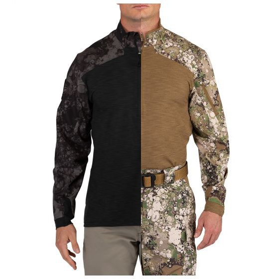 5.11 TACTICAL Rapid Response Half Zip Sweater, GEO7