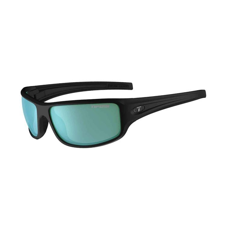 TIFOSI Bronx, Matte Black Z87.1, Enliven Off-Shore Polarized