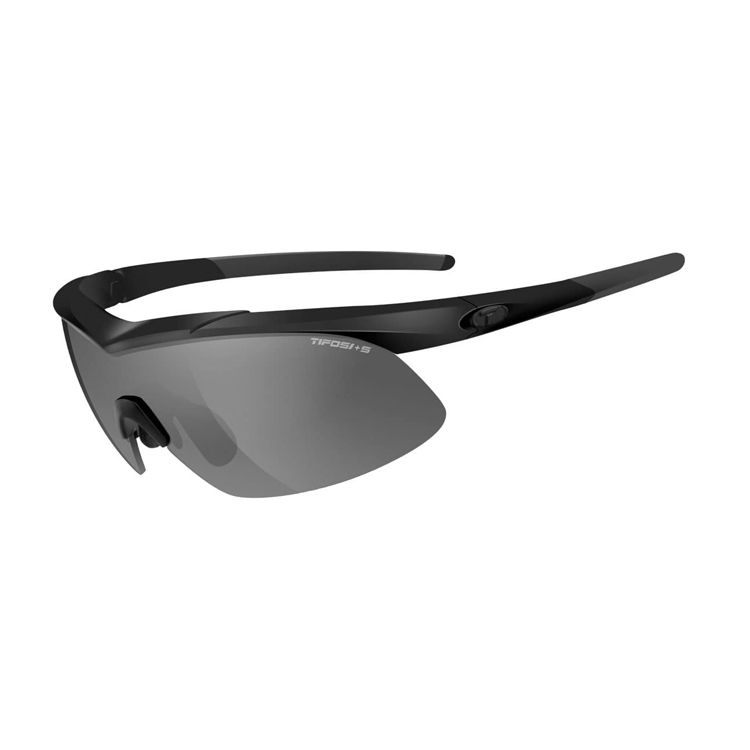TIFOSI Ordnance Tactical Matte Black Frame, Multiple Lenses