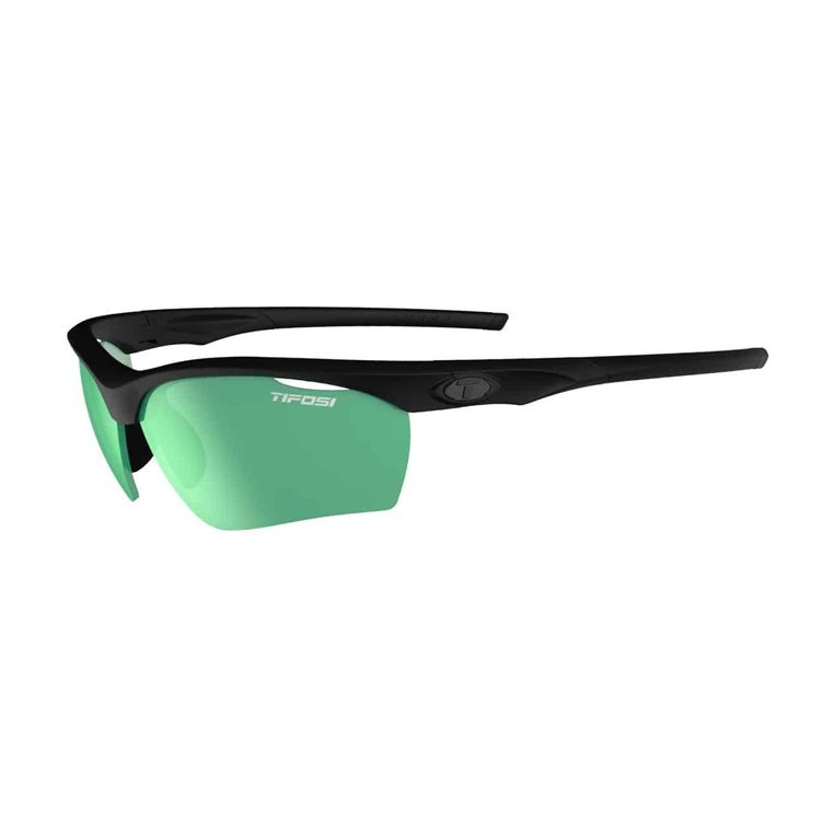 TIFOSI Vero Tactical (Z87.1), Matte Black Frame, Enliven Polarized Lenses
