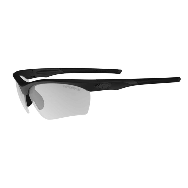 TIFOSI Vero Tactical (Z87.1), Matte Black Frame, Light Night Fototec Lens
