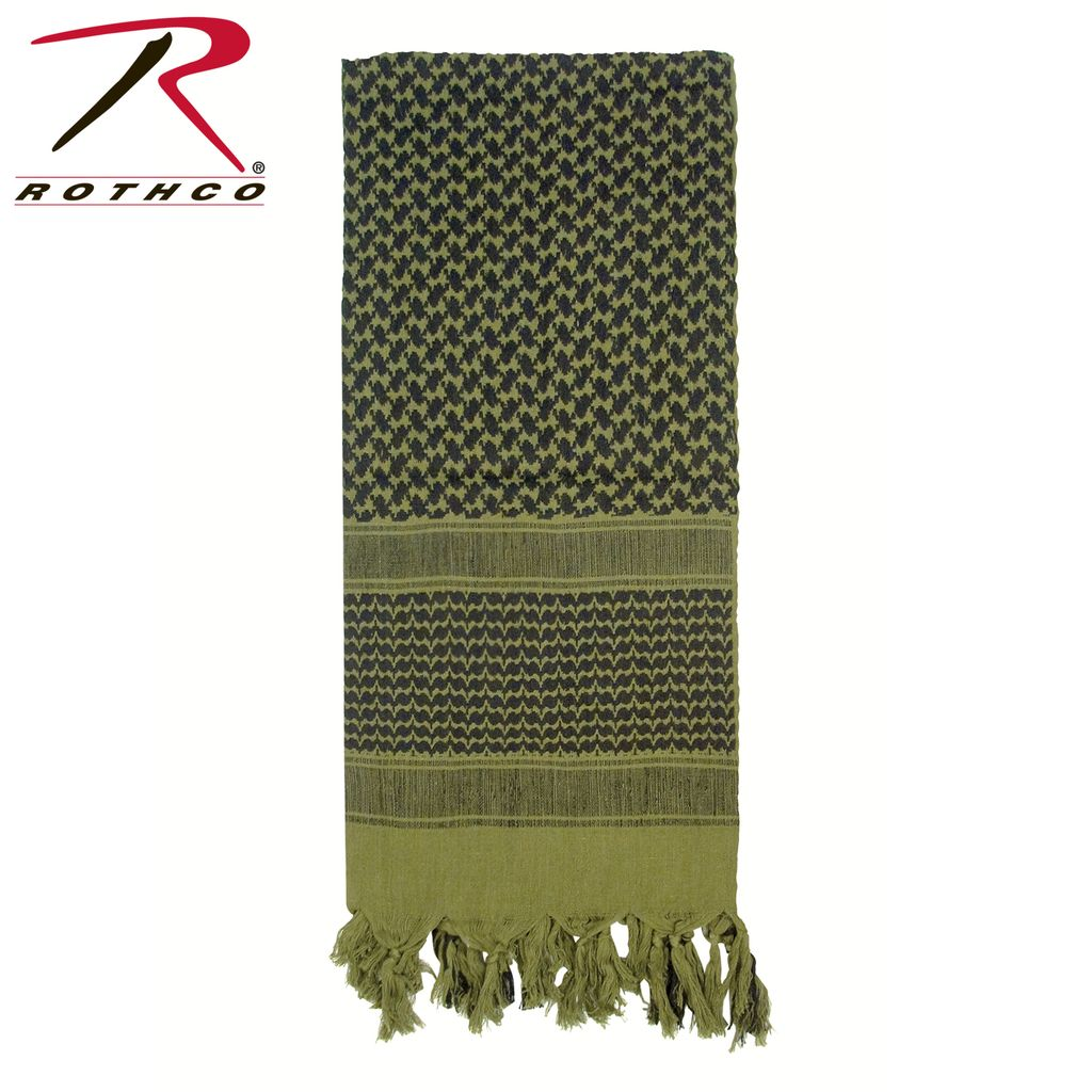 ROTHCO Shemagh - Cotton Scarf - Pattern