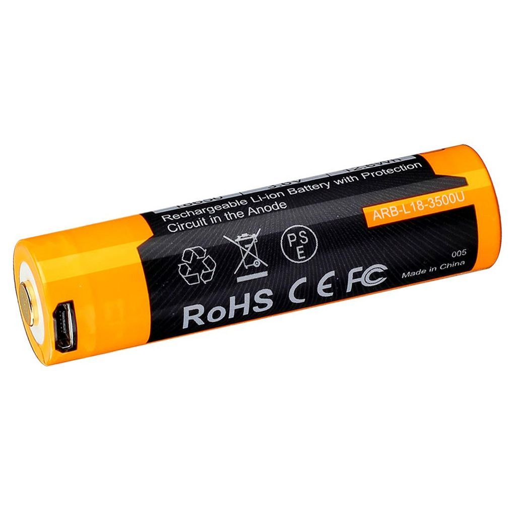 FENIX 18650 Battery ARB-L18. 3500mAh