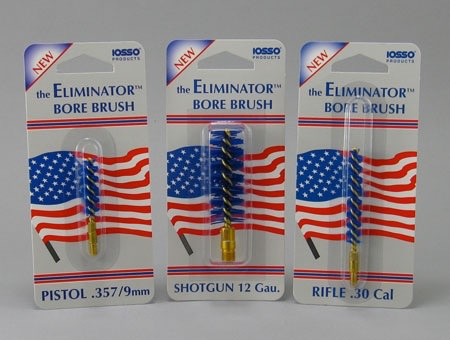 IOSSO Products Eliminator Premium Bore Brushes