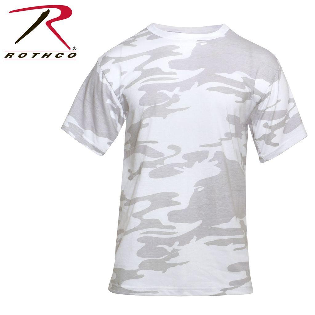 ROTHCO White Camo T-Shirt
