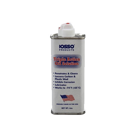IOSSO Products Triple Action Oil Solution