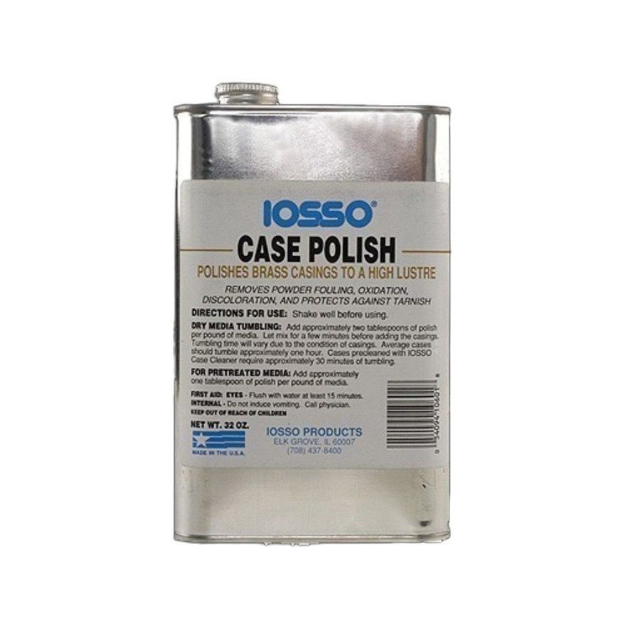 IOSSO Products Case Polish 32 oz