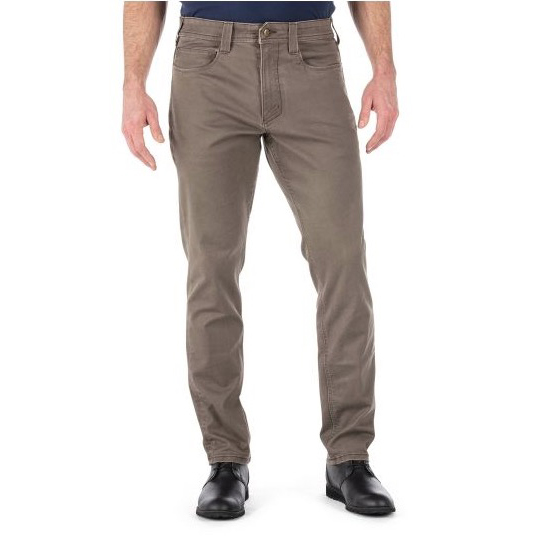 5.11 TACTICAL Defender-Flex Pant Slim, Major Brown