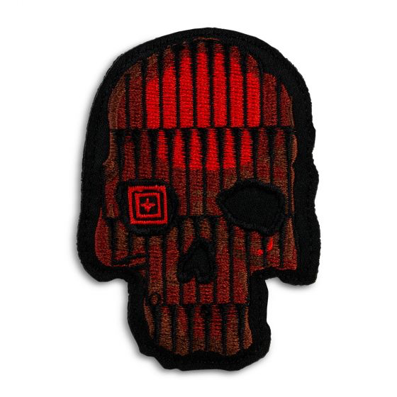 5.11 TACTICAL Bullet Skull Patch