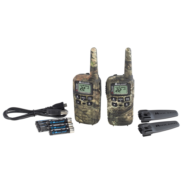 MIDLAND T35VP 2-Way Camo Radio