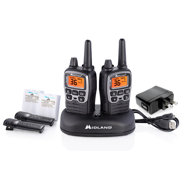 MIDLAND T71VP3 2-Way Radios 60KM