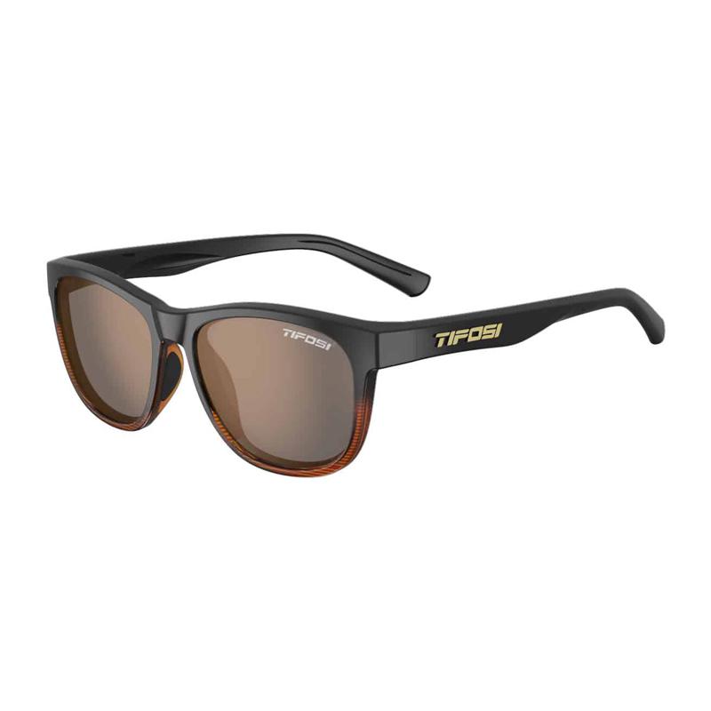 TIFOSI Swank, Brown Fade, Brown Lens