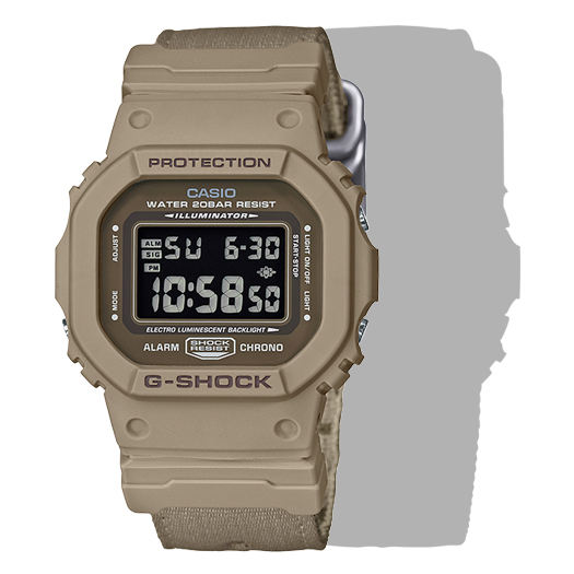 G-Shock EOL Exclsive DW5600LU-8