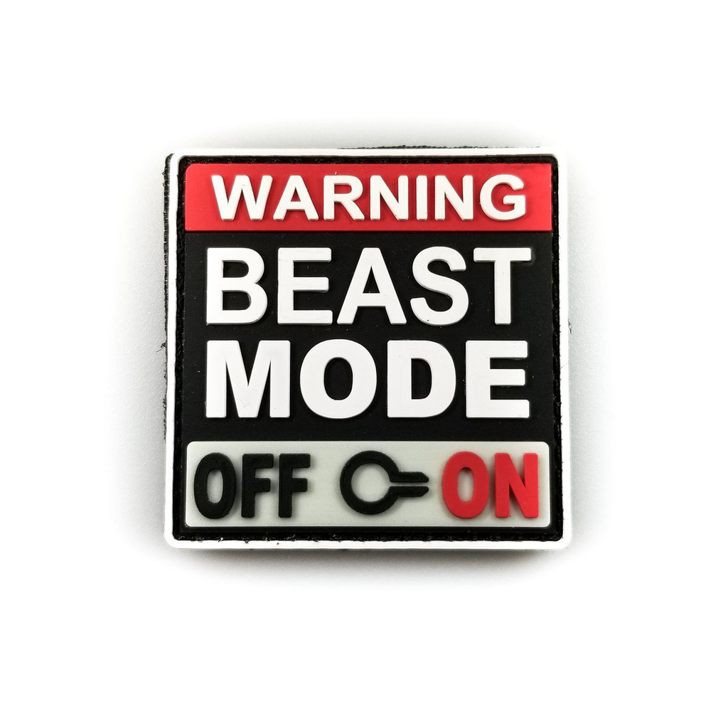 Tactical Innovation Warning Beast Mode ON