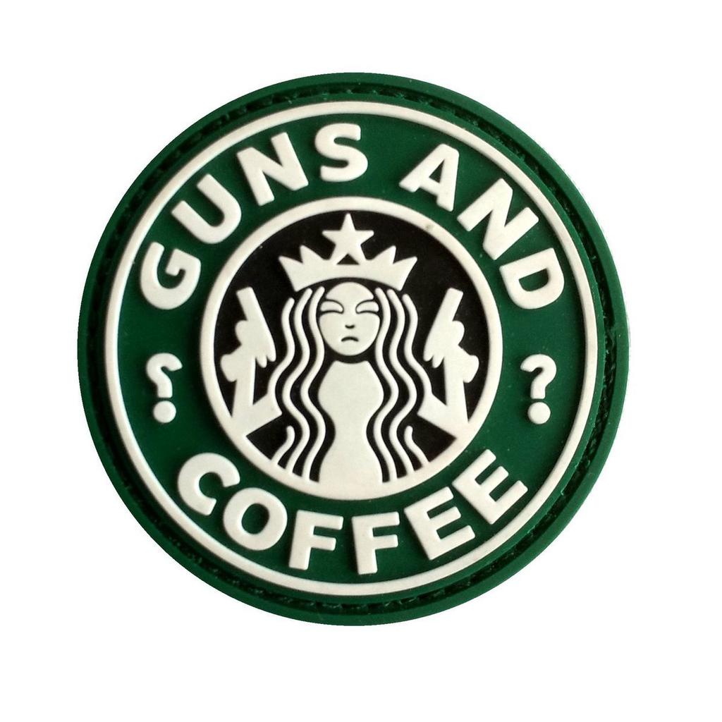 Guns, Ammo, Coffee