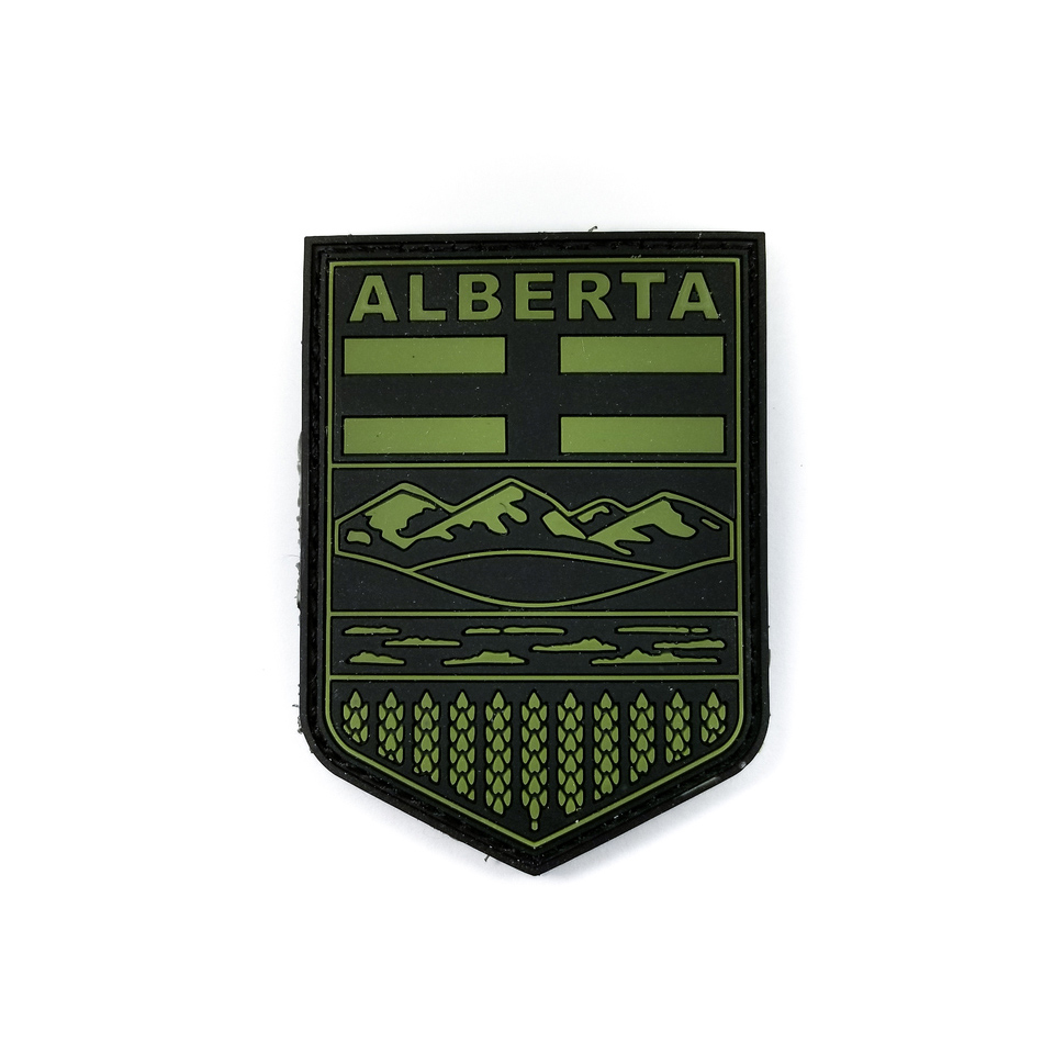Tactical Innovation Alberta Provincal Crest