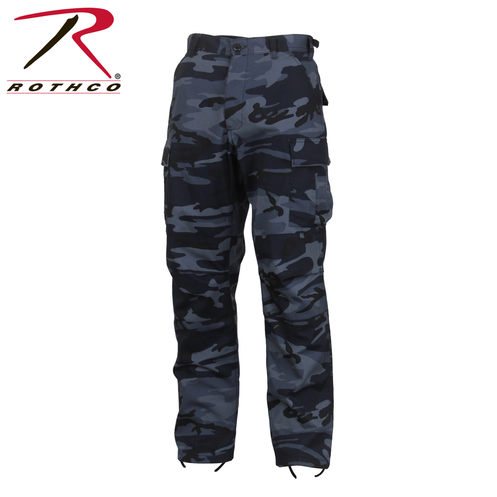 ROTHCO Midnight Blue Camo, Pant