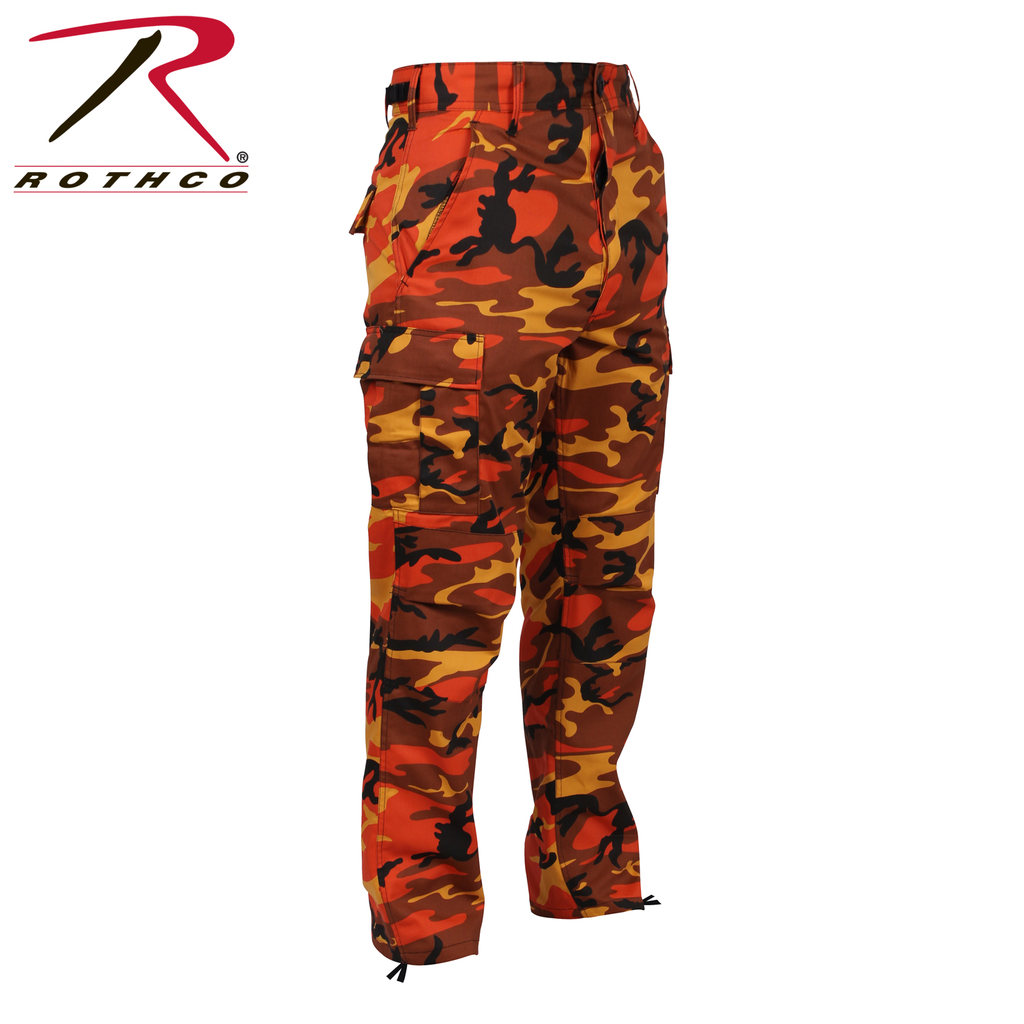 ROTHCO Savage Orange Camo, Pant