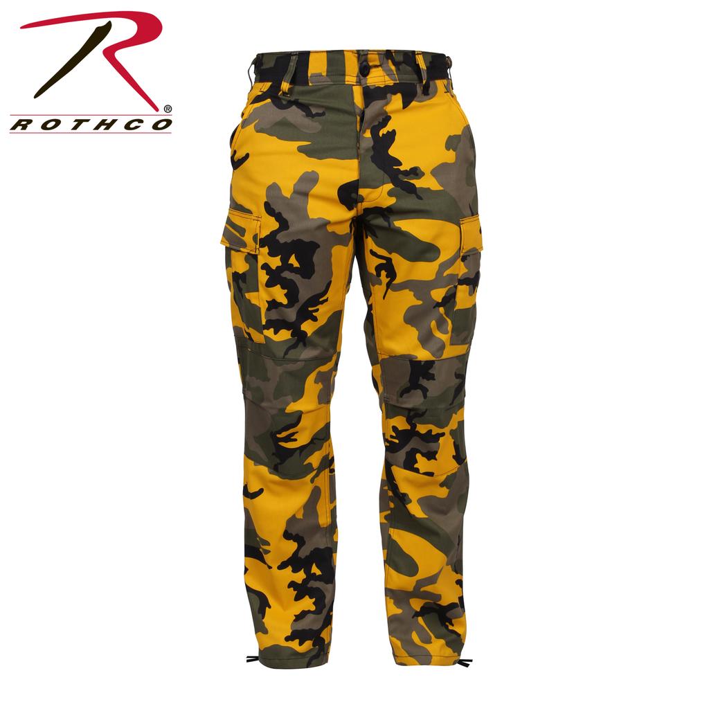 ROTHCO Stinger Yellow Camo, Pant