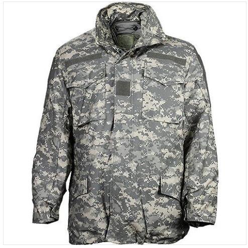 GENUINE SURPLUS Coat, M-65, US Issue, ACU