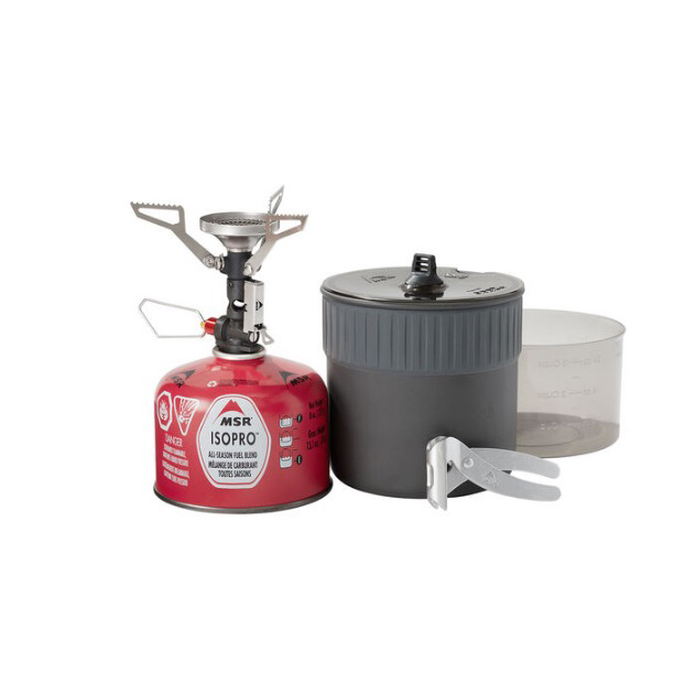 MSR PocketRocket Deluxe Stove Set
