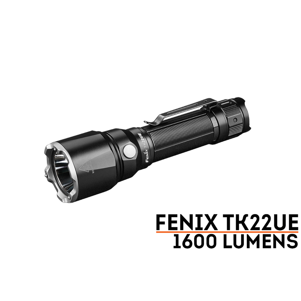FENIX TK22UE Flashlight, 1600 Lumens