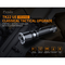 FENIX TK22UE Flashlight, 1600 Lumens