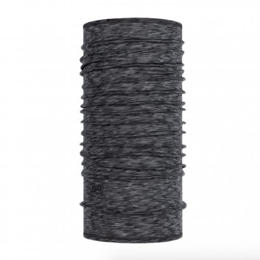 BUFF Lightweight Merino Wool, Graphite Multistripes