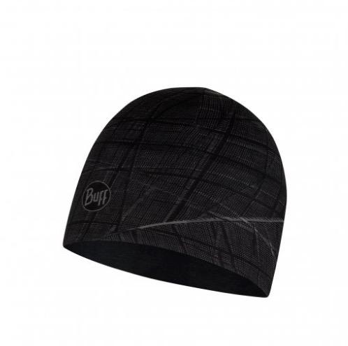 BUFF Tech Fleece Hat, R-Black Embers
