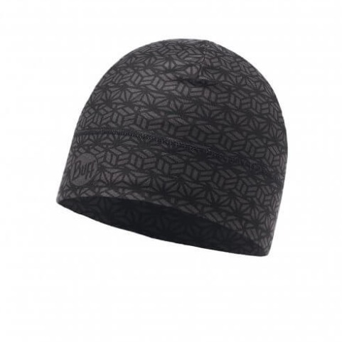 BUFF Thermonet Hat, One Size, Cubic Graphite