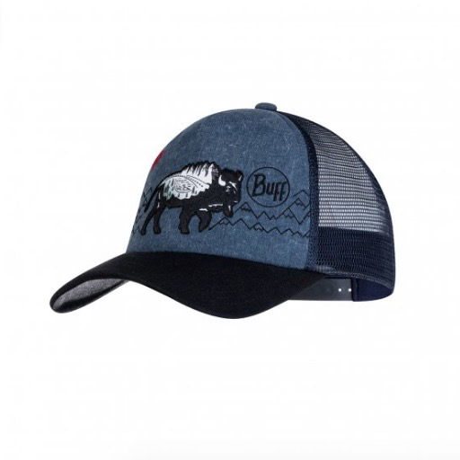 BUFF Trucker Cap, Homecoming Dark Navy