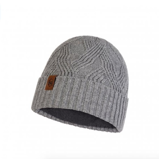 BUFF Knitted & Polar Hat, Artur Grey