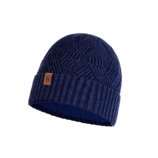 BUFF Knitted & Polar Hat, Artur Night Blue