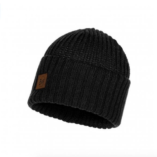 BUFF Knitted Hat, Rutger Graphite