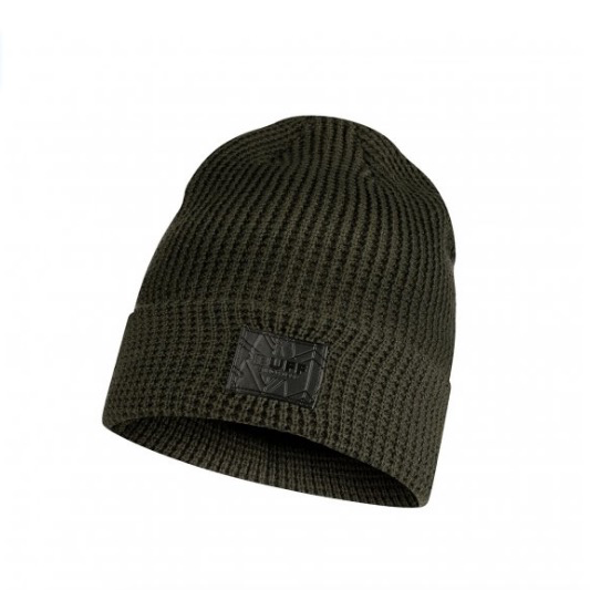 BUFF Knitted Hat, Kirill Forest Green
