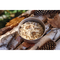 HAPPY YAK Cheese & Mushroom Risotto Less than 1% gluten