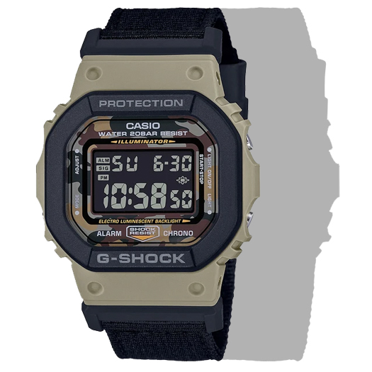 G-Shock Trending DW5610SUS-5