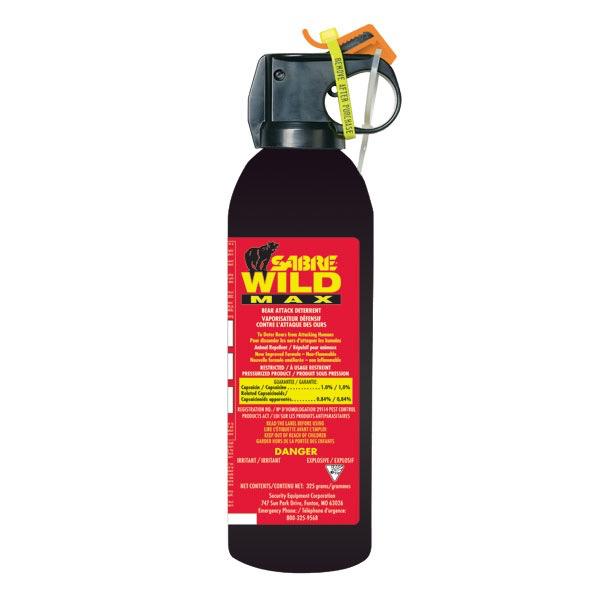 SABRE WILD MAX (325 g) with Orange Safety Wedge
