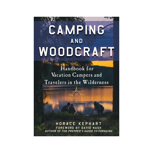 Simon & Schuster A Handbook for Vacation Campers and Travelers in the Woods