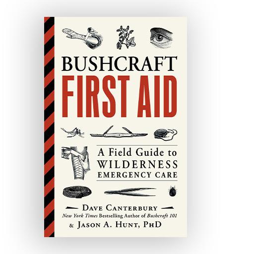 Simon & Schuster BUSHCRAFT, FIRST AID