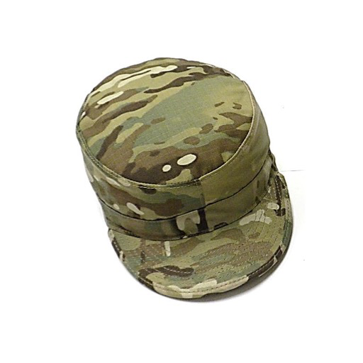 Patrol Cap, OCP Scorpion Camo, Nylon Cotton RipStop, Made in USA