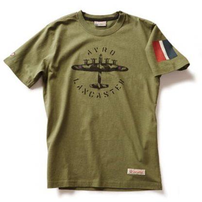 RED CANOE Avro Lancaster S/S T-Shirt