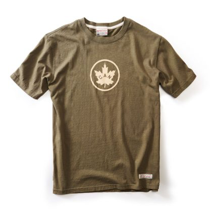 RED CANOE Men's Canada T-Shirt