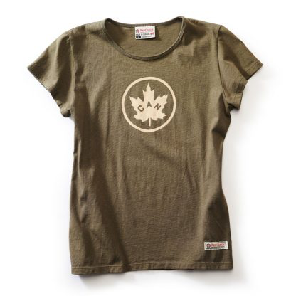 RED CANOE Women's Canada Shirt
